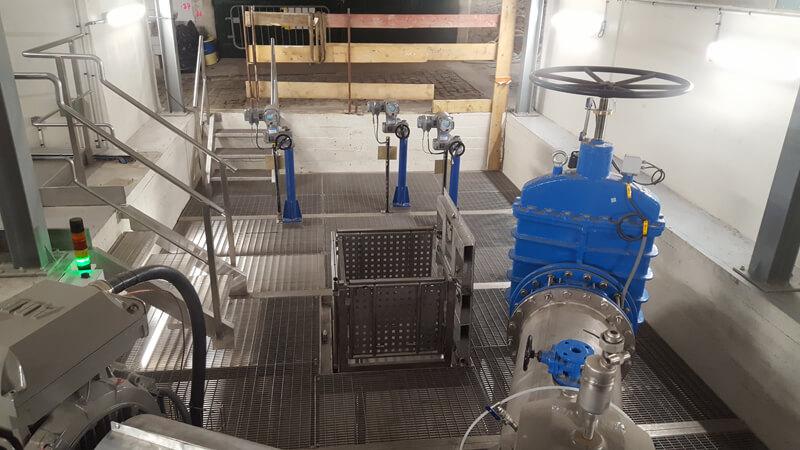 installations plateformes industrielles souterraines