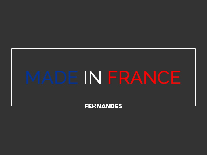 made in france made in France